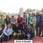 Group at Sarnath